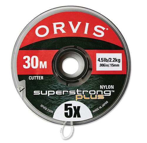 Orvis Superstrong Plus Nylon Tippet 30M Spool