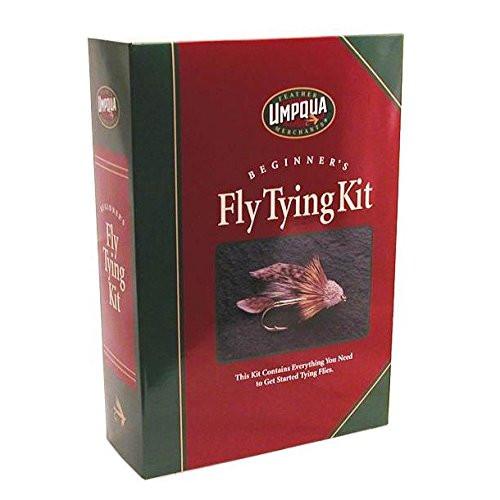 Umpqua Beginners Fly Tying Kit