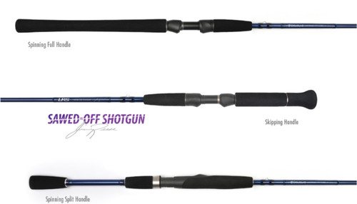 Douglas LRS Spin Rod