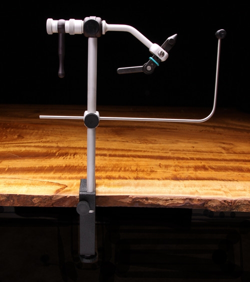 Renzetti Traveler C-Clamp Right Handed Fly Tying Vise