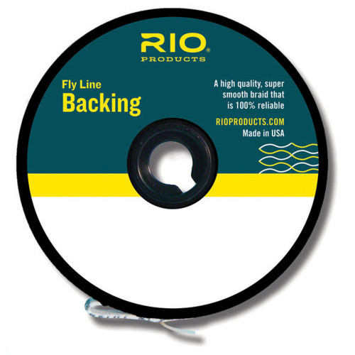 RIO Dacron Fly Line Backing - Chartreuse