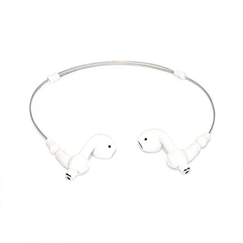 Croakies - Long Lead Wireless Earbud Compatible Arc Endless Retainer