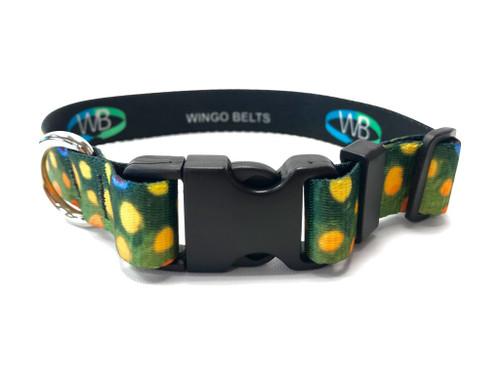 Wingo Dog Collar | Brook Trout