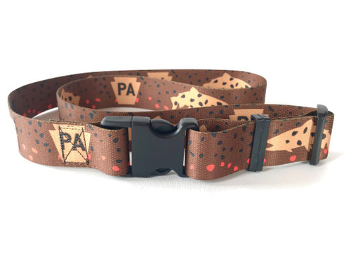 Rep Your Water Pennsylvania Wading Belt
