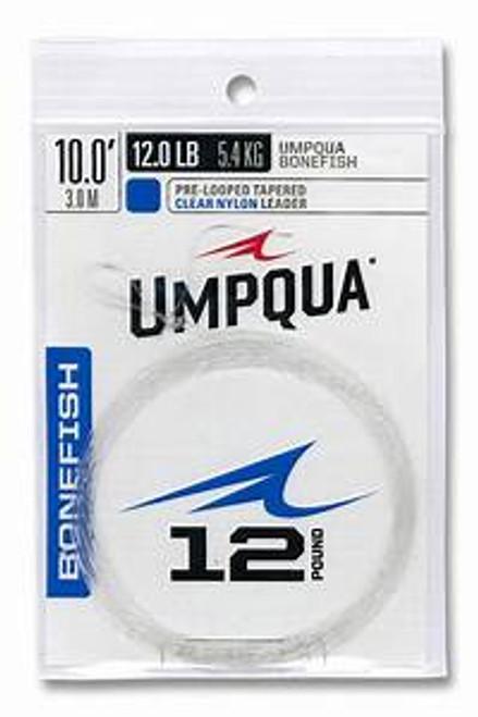 Umpqua Bonefish Tapered Leader 10'