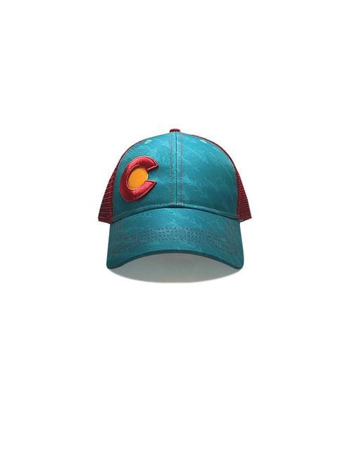 Republic of Colorado Arrow Colorado Hat