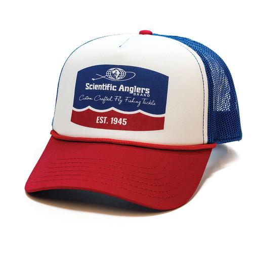 Scientific Anglers Retro Trucker Hat