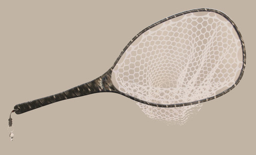 Brodin Pisces Zorro Mid-Length Carbon Fiber Net