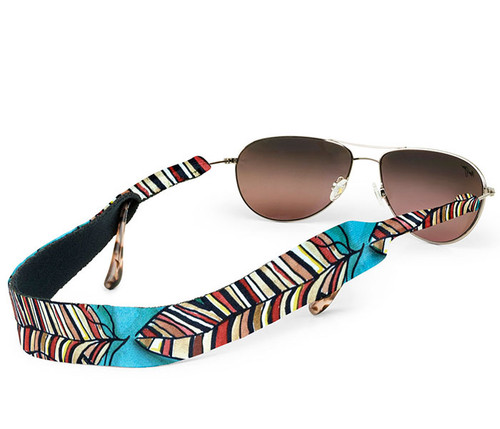 Croakies Abby Paffrath Red Quill Sunglass Retainer