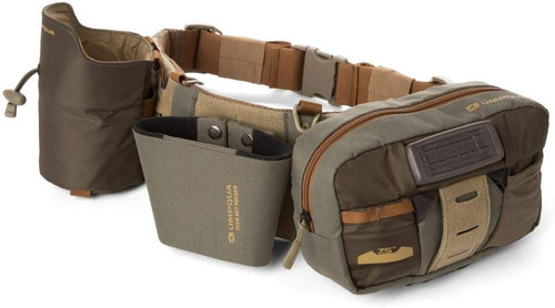 Umpqua ZS2 Wader Tech Belt Olive Loaded