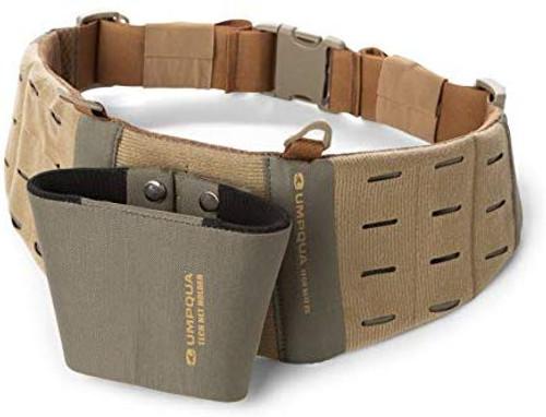 Umpqua ZS2 Wader Tech Belt Olive with Net