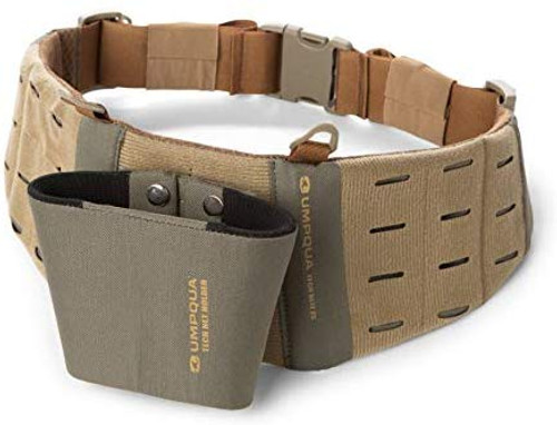 Umpqua ZS2 Wader Tech Belt Olive with Net