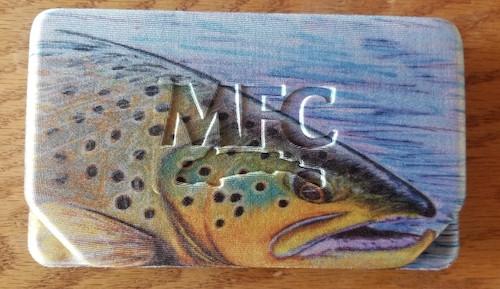 Montana Fly Company (MFC) Ultra Lightweight Fly Box