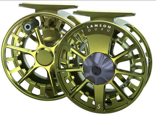 Lamson Guru S-Series Fly Reel