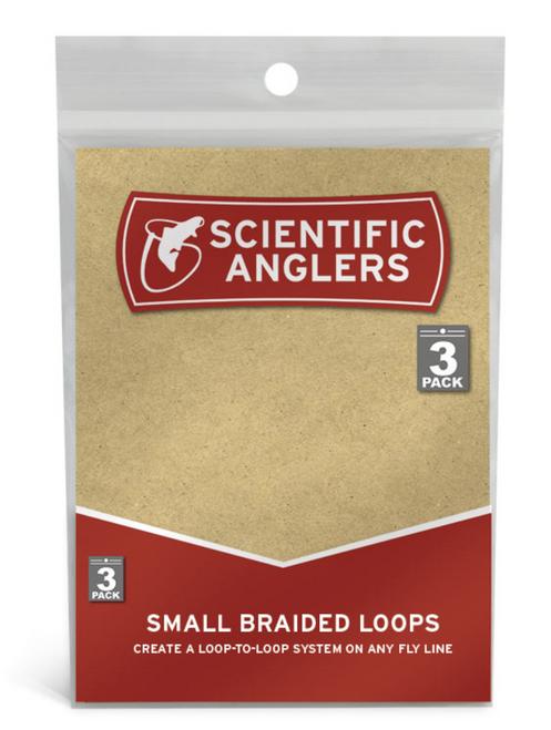 Scientific Anglers Braided Loops 3 Pack