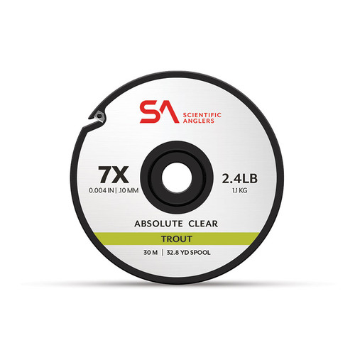 Scientific Anglers Absolute Trout Tippet 30M Spool