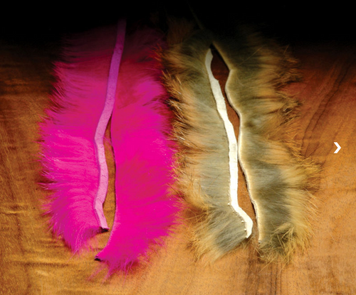 Hareline Crosscut Rabbit Strips