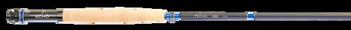 Echo Trout Satin Black Fly Rod