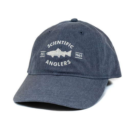 Scientific Anglers Navy Trout Hat