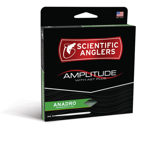 Scientific Anglers Amplitude Anadro Nymph Fly Line