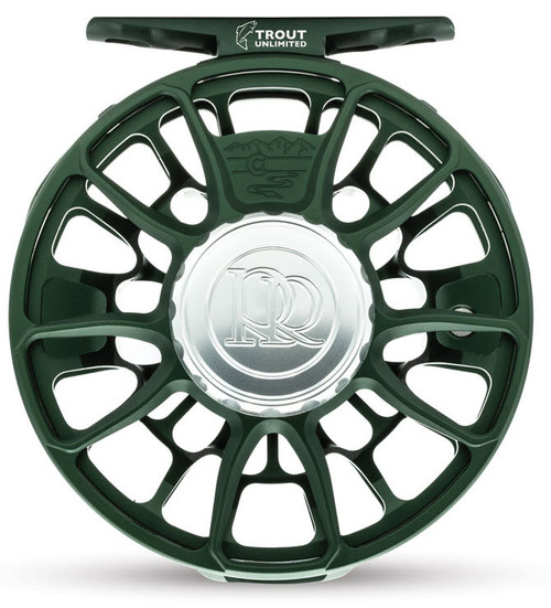 Ross Animas Fly Reel - 5-6WT - Trout Unlimited Edition - Made in USA