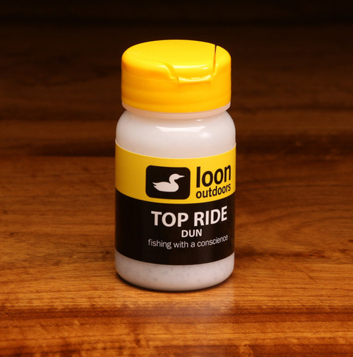 Loon Outdoors Top Ride Dry Dun Fly Floatant & Desiccant Powder