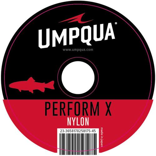 Umpqua Perform X Trout Nylon Tippet 30YDS