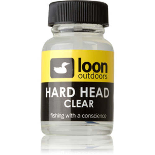 Loon Outdoors - Hard Head Clear - Fly Tying