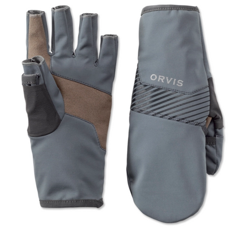 Orvis Softshell Convertible Mitt