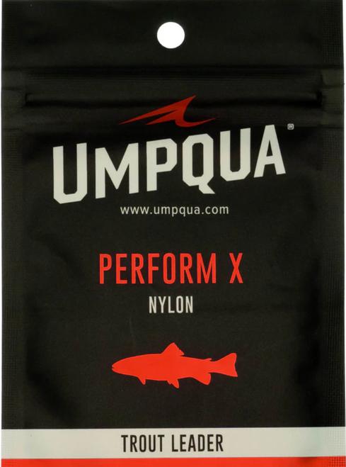 Umpqua Perform X Trout Leader 7.5ft