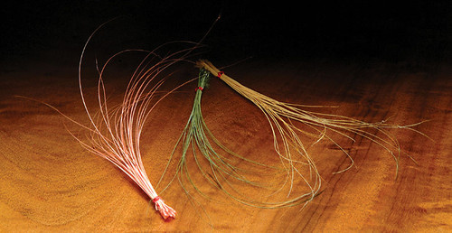 Hareline Quill Body Assorted Colors