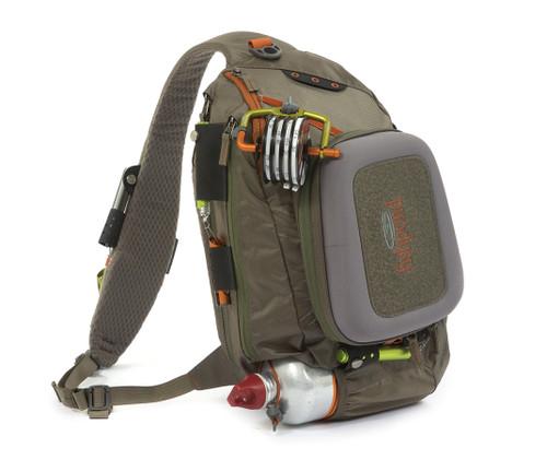 Fishpond Summit Sling Pack - Gravel