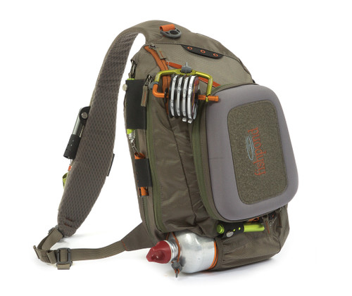 Fishpond Summit Sling Pack - Gravel