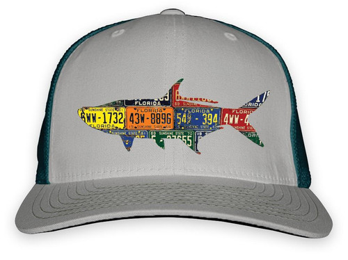 Rep Your Water Florida Tarpon Hat - Codys Fish Collab