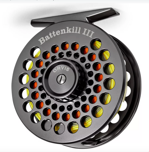 Orvis Battenkill Disc Extra Spool