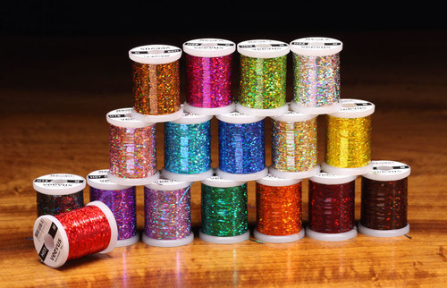 Veevus Holographic Tinsel - Assorted Colors