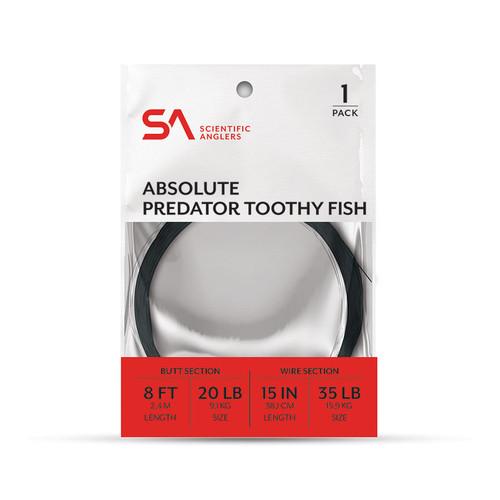 Scientific Anglers Absolute Predator Toothy Fish Leader