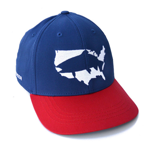 Rep Your Water USA Full Cloth Hat