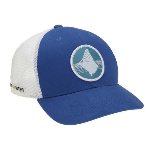 Rep Your Water South Carolina Tailer Hat