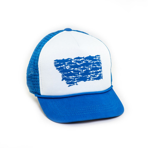 Rep Your Water Montana Big Sky Hat