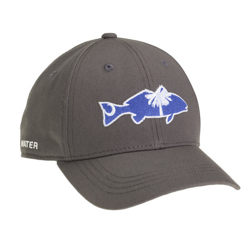 Rep Your Water South Carolina Redfish Full Cloth Hat