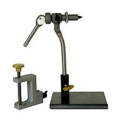 Wolff Indiana APEX Fly Tying Vise - Pedestal Base