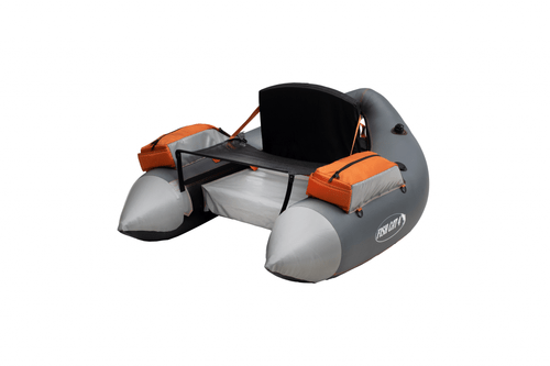 Outcast Fish Cat 4 LCS - Gray - Float Tube