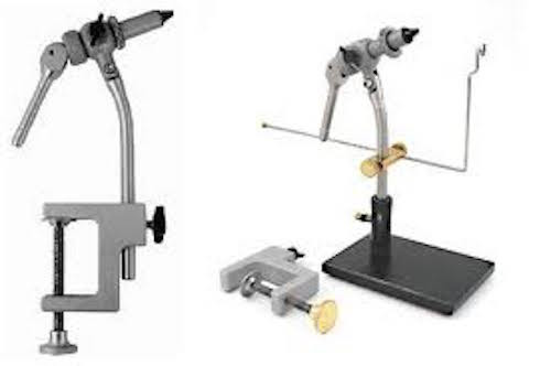 Wolff Indiana Apex Fly Tying Vise w/ Bobbin Rest - Fly Tying