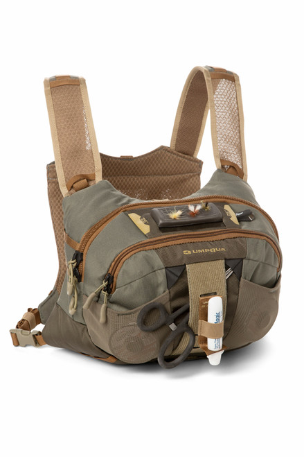 Umpqua Overlook 500 ZS2 Chest/Pack Kit