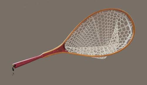 Brodin S2 Cutthroat Float Tube Purpleheart Net