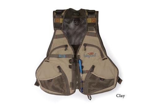 Fishpond Flint Hills Vest - Clay - Fly Fishing - Fishing Vest
