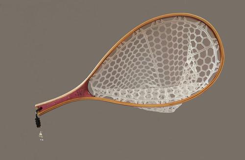 Brodin S2 Cutthroat Purpleheart Net
