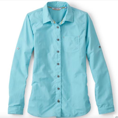 Orvis Women's Escape Long-Sleeved Shirt