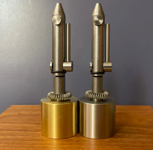 Norvise - Shank Jaw Brass